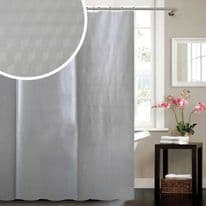 Blue Canyon Cube Peva Shower Curtain